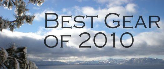 Best Gear 2010