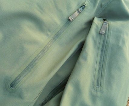 Stealth Hoodie Side Pocket Vent