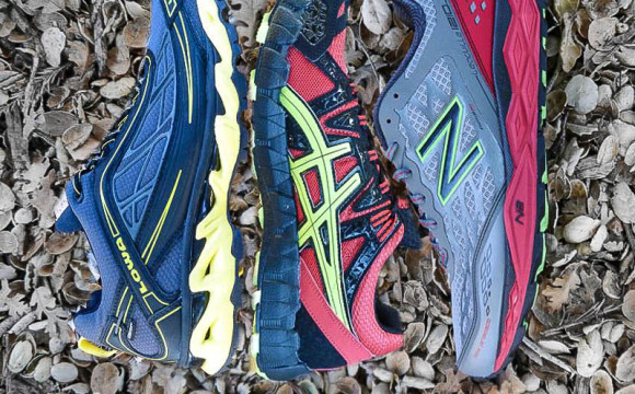 Trail Running Shoe Reviews