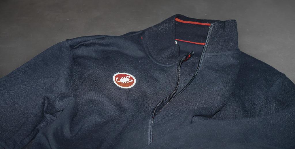 Castelli Track Jacket