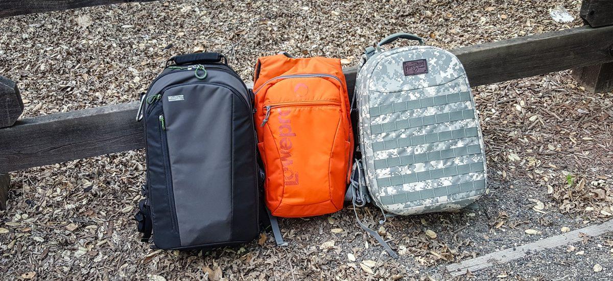 Camera Backpacks Firesign LowePro Mindshift 2016-001